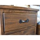 drewniana szafka nocna
