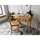 biurko drewniane do biura