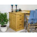 drewniane biurko narożne