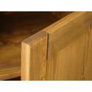 drewniany kredens do salonu