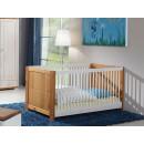 łóżeczko sosnowe dla dziecka