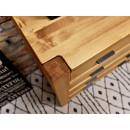 drewniana komoda do sypialni