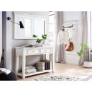 białe meble drewniane