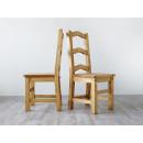 krzesła drerwniane