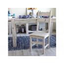 krzeslo drewniane rustykalne