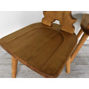 drewniane krzesla