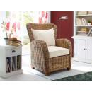 Krzesło z poduszką