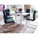 krzesło tapicerowane Dubel