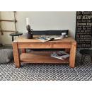 drewniana ławka do salonu