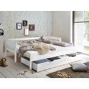 bukowe lóżko do sypialni