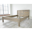 łóżko drewniane bez materaca