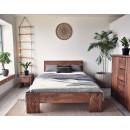 Łóżko Sosnowe 180