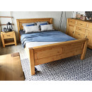 łóżko dla paryq