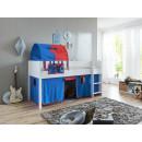 lozka dla dzieci z drewna