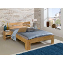 łóżko bukowe 140x200