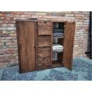 komody drewniane