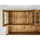nowoczesny kredens drewniany do kuchni
