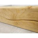 Pęknięcia drewna z sękami