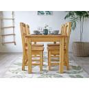 stol drewniany