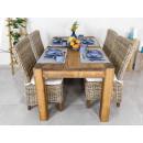 stół drewniany olejowany