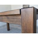 stół z drewna rustykalny