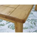 stol z drewna