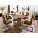 stół dębowy Dubel 3
