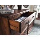 szafka w stylu rustykalnym