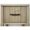 szafka nocna drewniana z szufladą