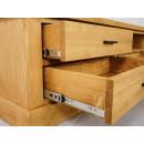 szafka rtv drewniana z szufladami