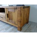 szafka z litego drewna