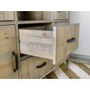 szuflada kredens drewnainy