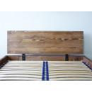 zagłówek do łóżka drewnianego