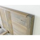 zagłówek do łóżka drewnianego sosnowego