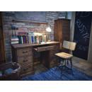 biurko rustykalne