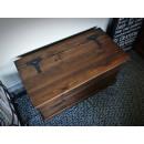 kufer drewniany