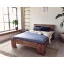łóżko drewniane 160