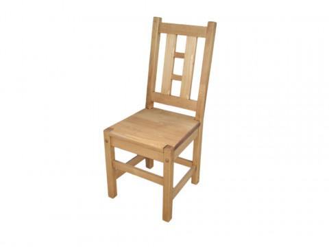Krzesło świerkowe Sara 1