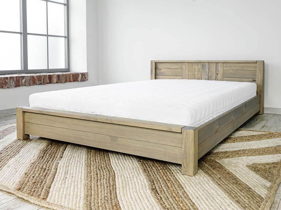 Łóżko drewniane Tennessee 2
