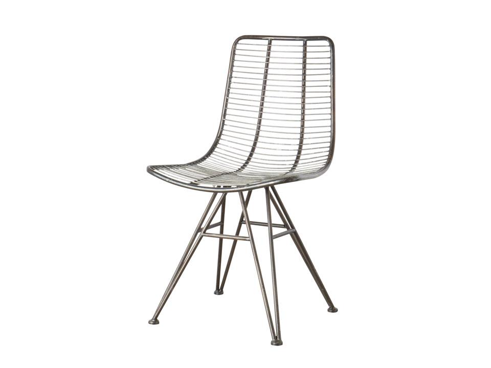 Krzesło metalowe Tennessee