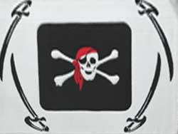 Pirat biały