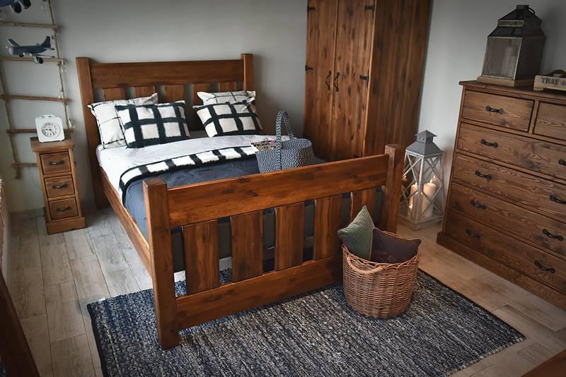 Łóżko Dobromir