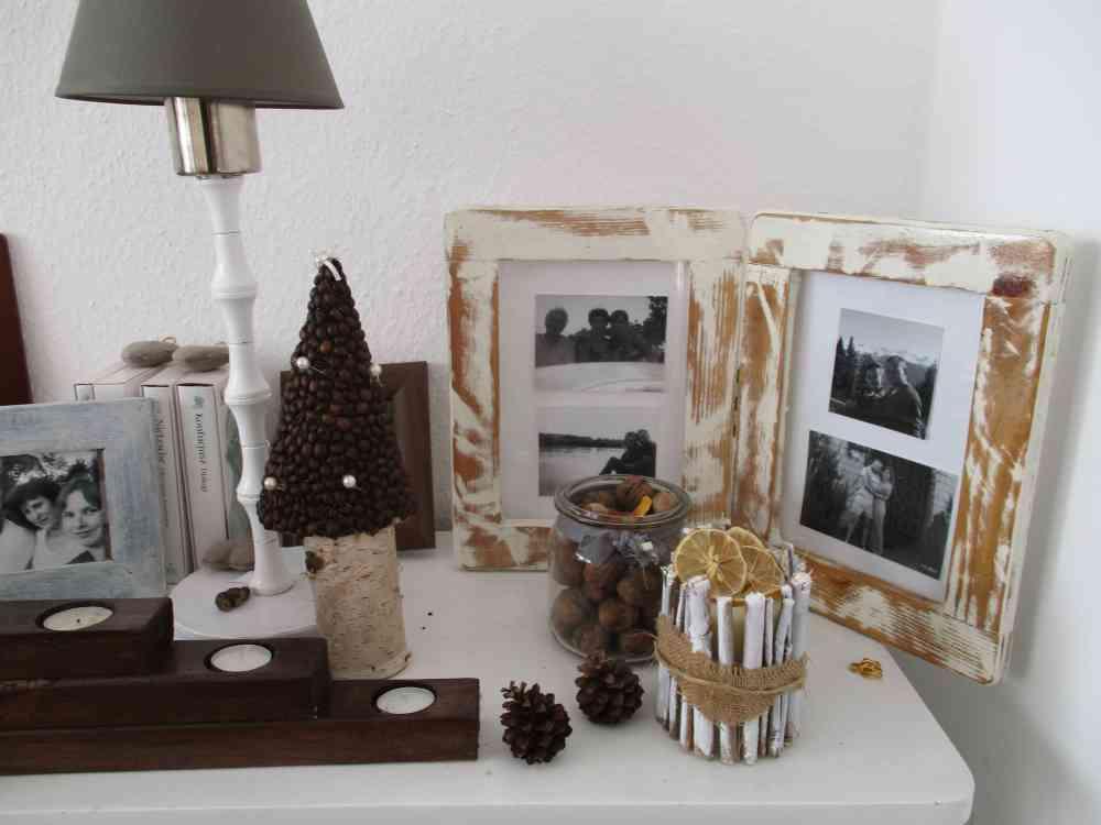 Komoda z ręcznymi dekoracjami - Ewelina Jaskólska