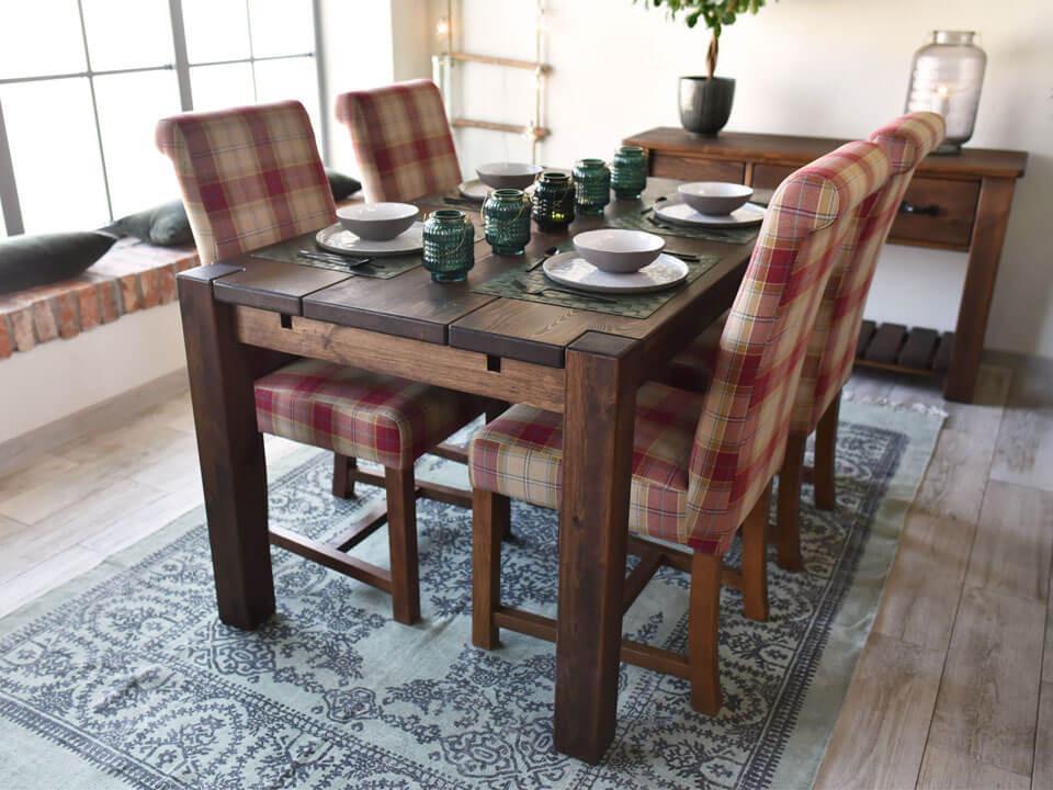 Stół z kolekcji Rustyk