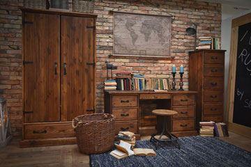 białe meble drewniane do salonu, sypialni, gabinetu i jadalni