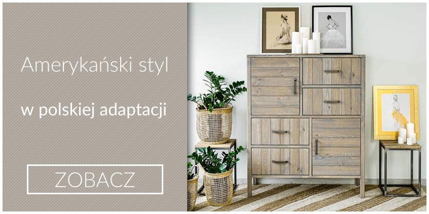 Amerykański styl w polskiej adaptacji