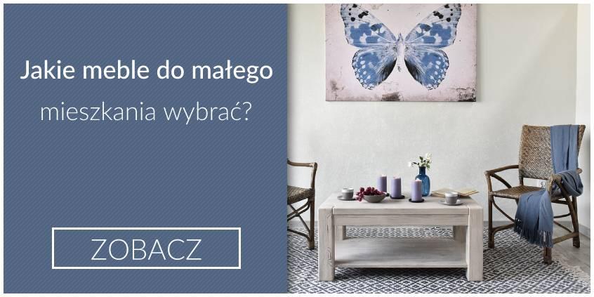 Jakie meble do małego mieszkania wybrać?