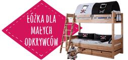Kolekcje mebli dziecięcych