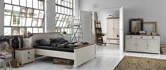 Meble do sypialni, łóżka, komody, szafy, szafki nocne.