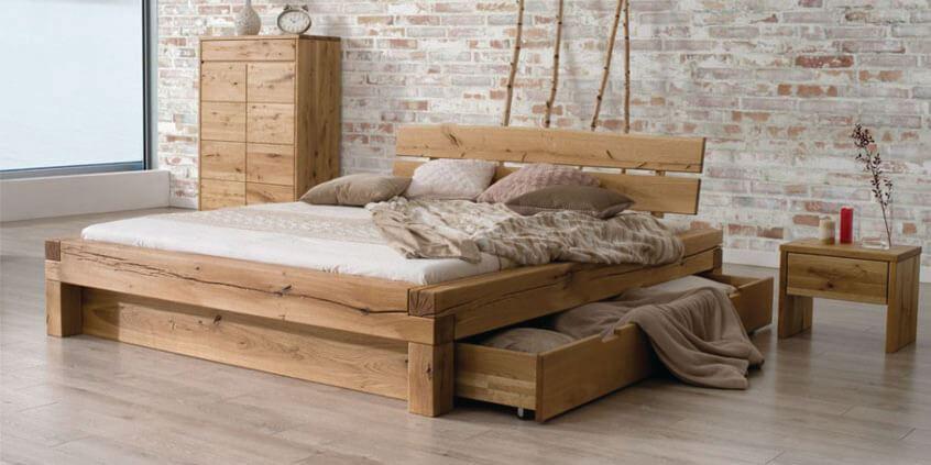 łóżka Z Szufladami Komfort I Funkcjonalność Seart